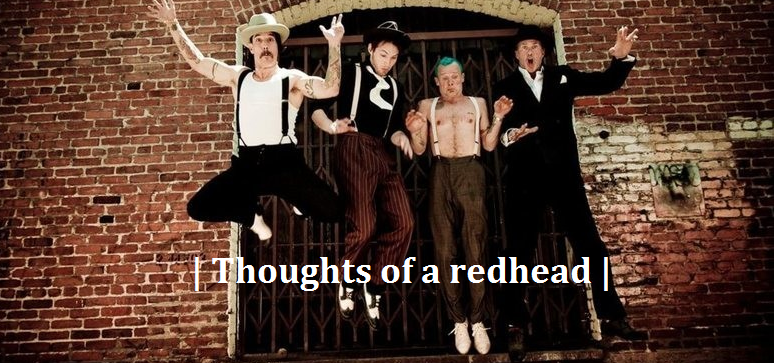 Thoughts of a Redhead