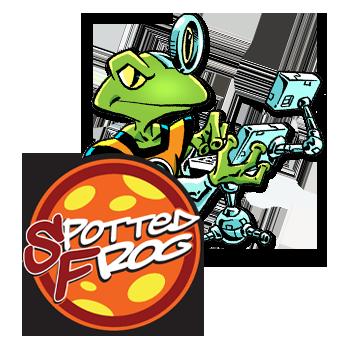 Spotted Frog Design