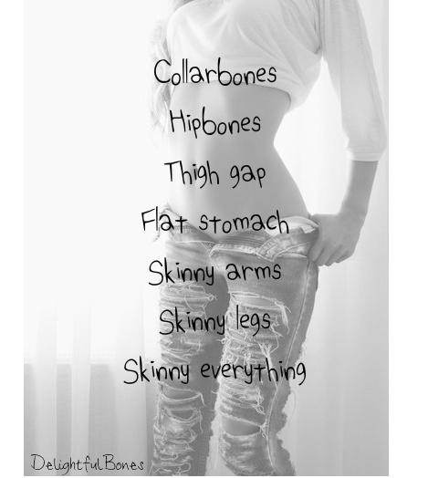 get skinny quotes tumblr - photo #42