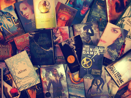 influences young adult fiction fandom