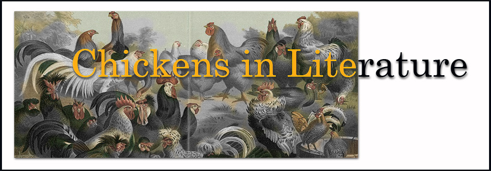 Chickens in Literature
