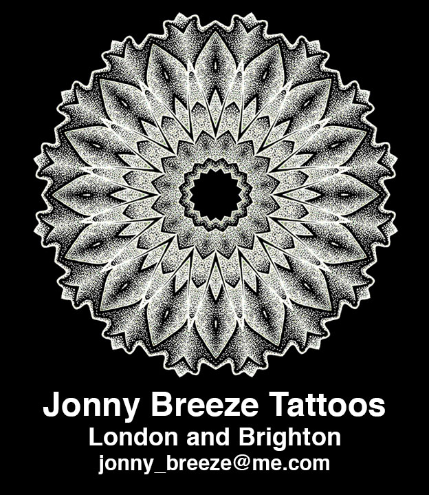 Jonny Breeze Tattoos