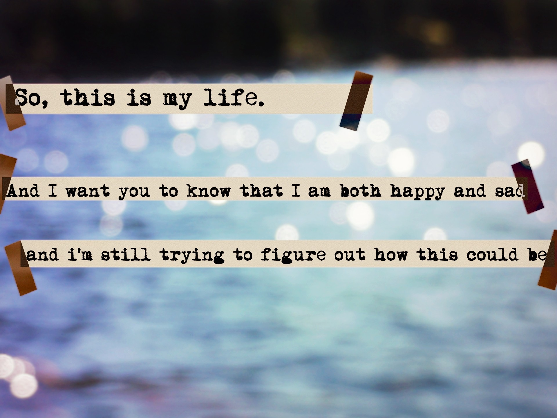 happy life quotes wallpapers-#45