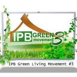 IPB Green Living Movement #3
