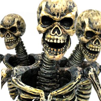 Just Skeletons Nothing But Skeletons