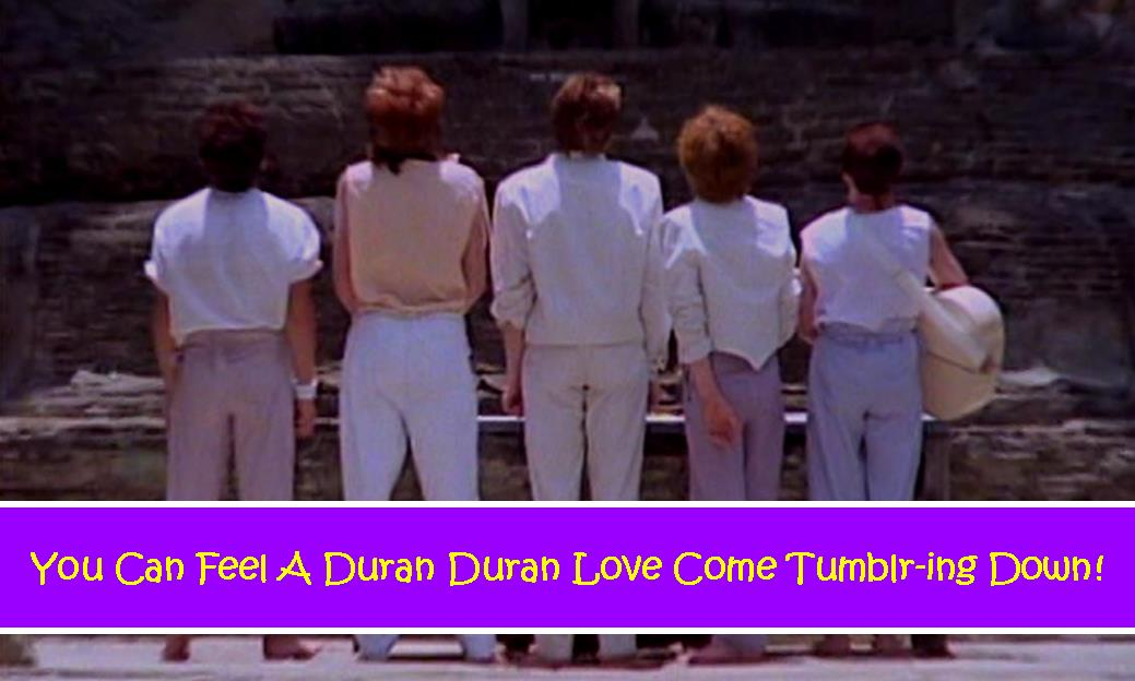 duran duran the look of love
