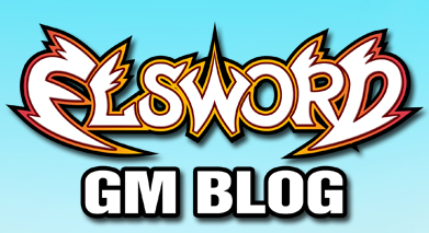 Elsword GM Blog