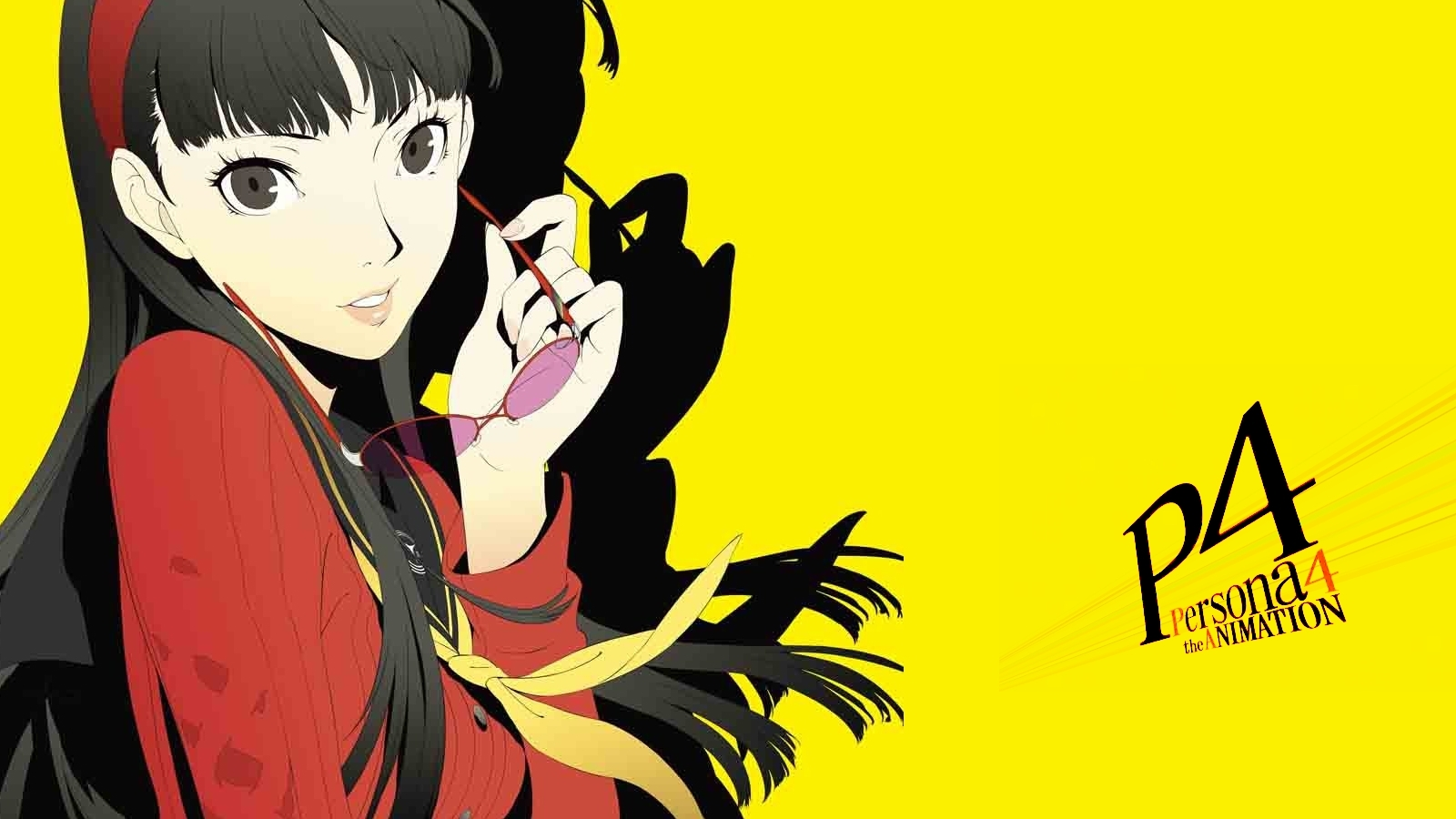 Persona 4 The Animation Wallpaper Reach Out to The Burnt Bread