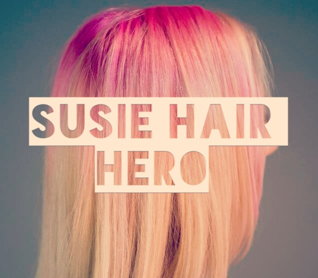 Susie Hair Hero : Dirty Roots