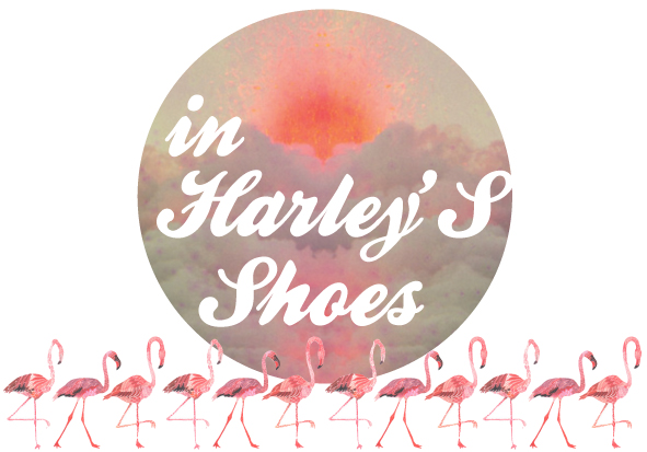 In Harley's shoes