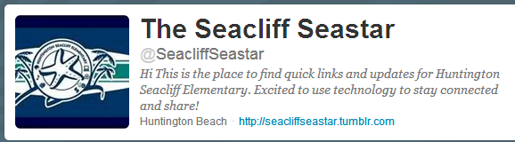 The Seacliff Seastar