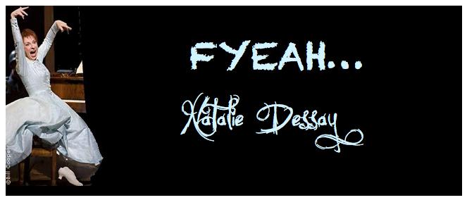 FYEAH Natalie Dessay