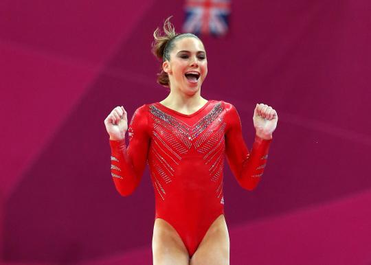 The Beauty Of Gymnastics