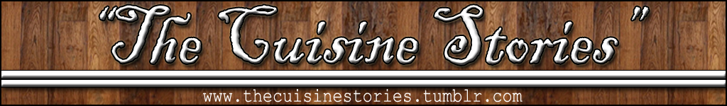 THE CUISINE STORIES