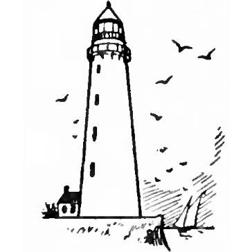 How To Draw Lighthouses