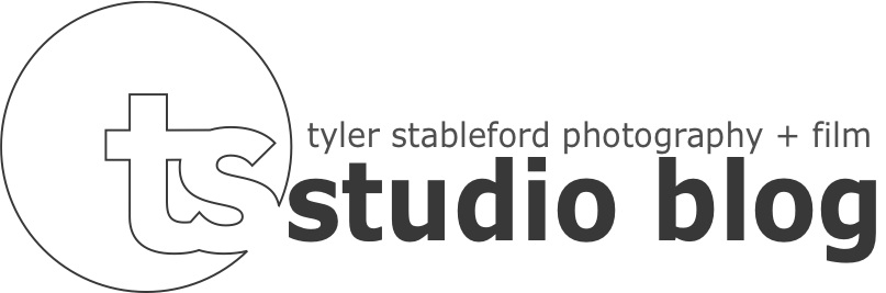 Tyler Stableford ___________________ STUDIO BLOG