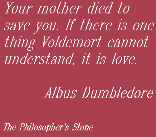 harry potter tumblr quotes