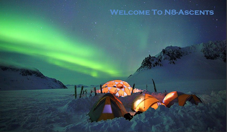 N8- Ascents