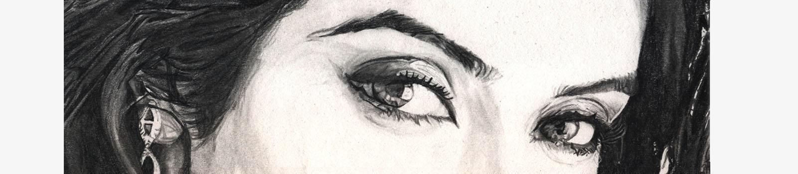 Portrait drawings for Tumblr drawings of eyes
