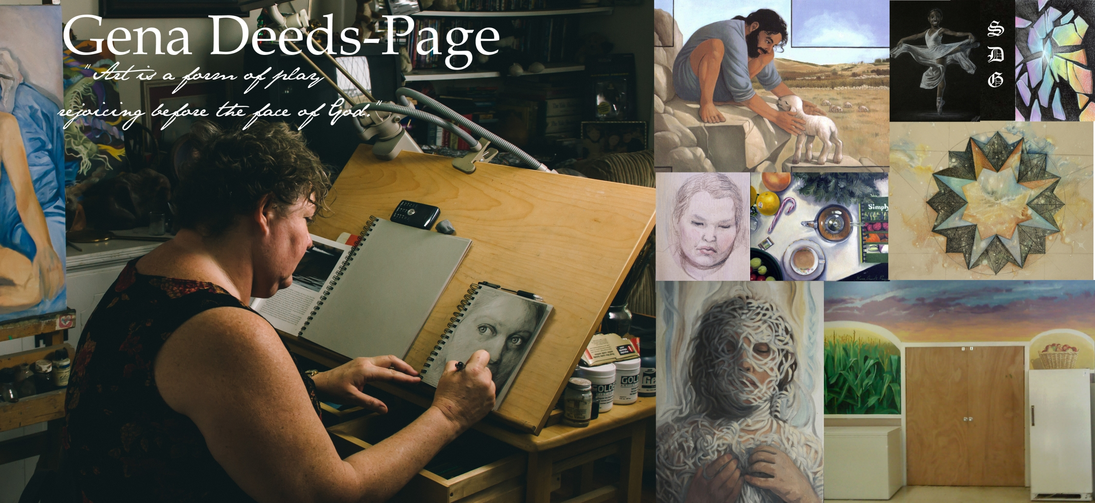 Gena Deeds-Page, Artist & Illustrator