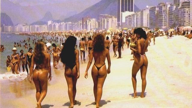 Rio bang beach party
