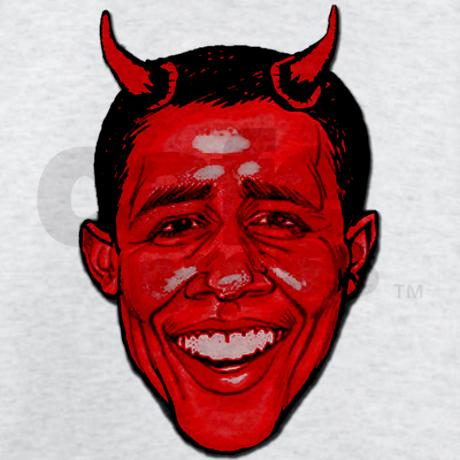 What's good for the goose is good for the gander Tumblr_static_barack_obama_is_the_devil_light_tshirt_1_