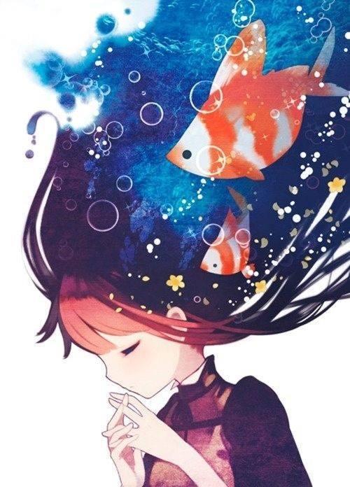Dibujos Y Frases Anime O Manga Poesia