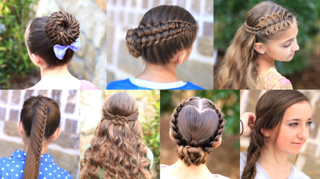 cute girls hairstyle | Tumblr