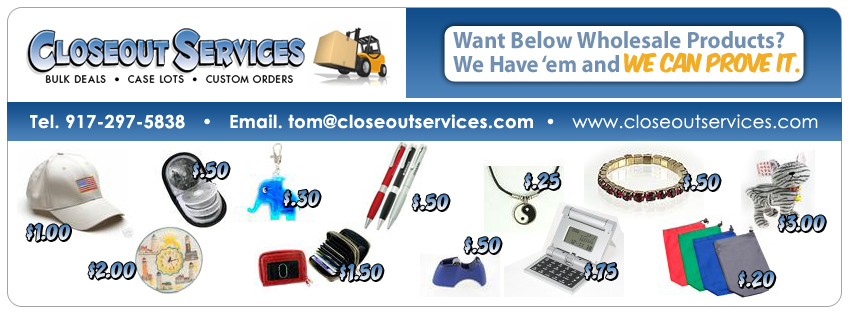 Closeout Services Corp.
