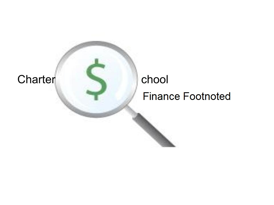 Charter School Finance Footnoted