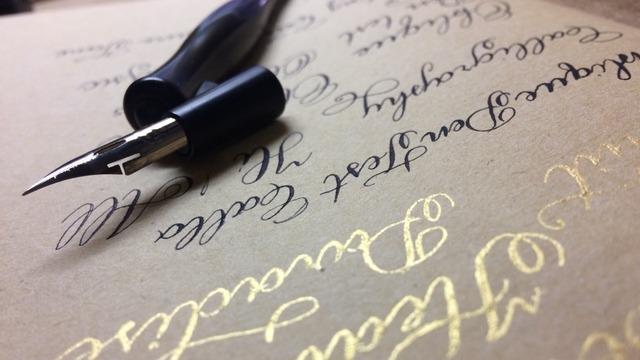 Love calligraphy tumblr