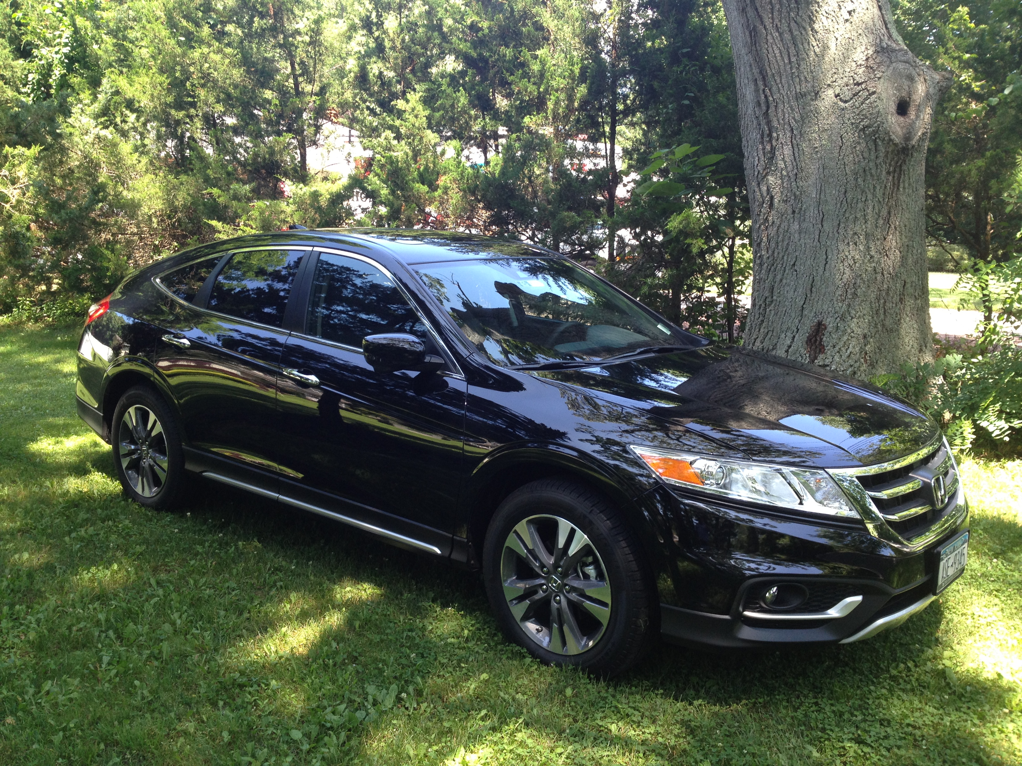 Life with a 2013 Honda Crosstour