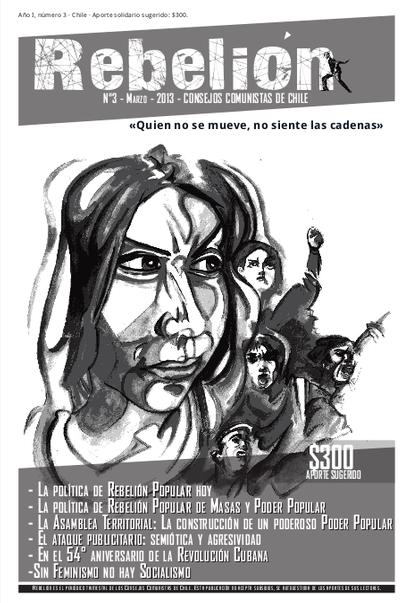 Último número de Revista Rebelión