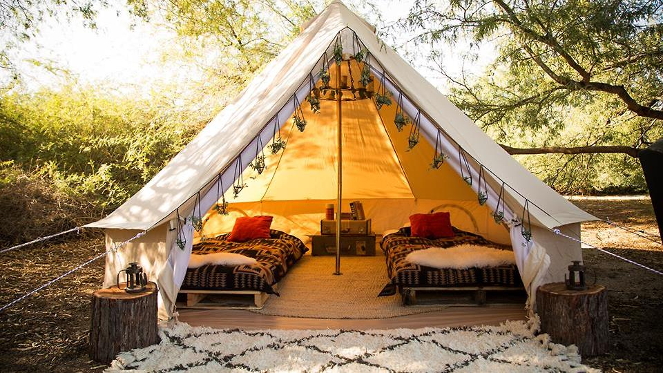 & Bell Tent Boutique