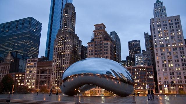 City chicago illinois