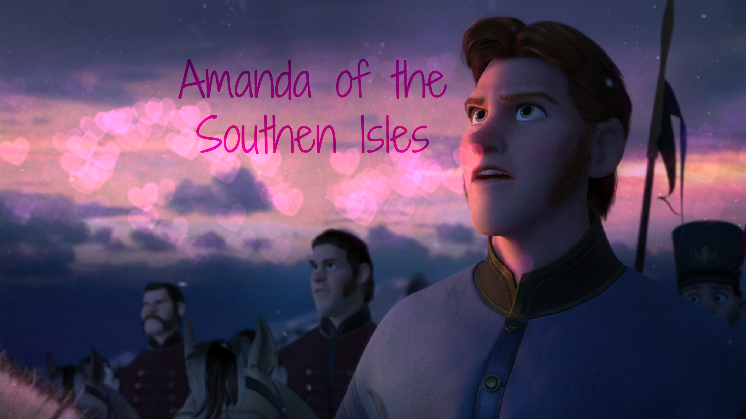 Princess of the Southern Isles