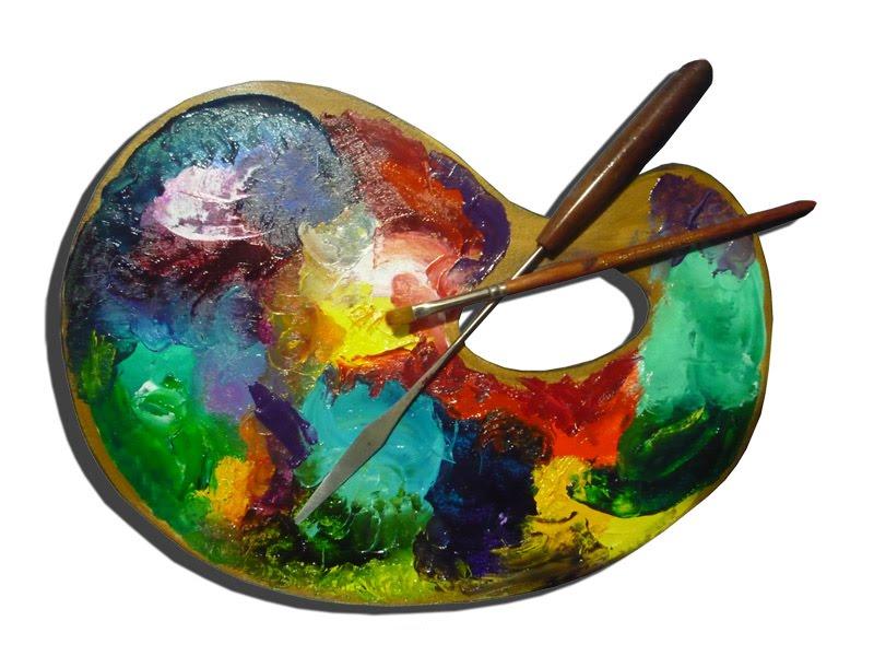 Paleta pintura imagui for Paleta colores pintura