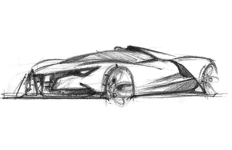 Suzuki crosshiker concept: design story page 34 car body design.