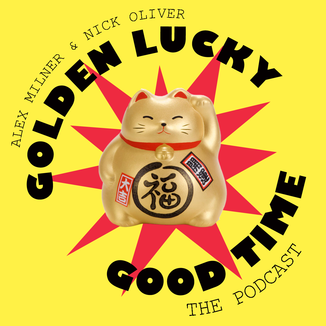 Golden Lucky Good Time