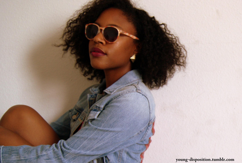 Hair Styles Tumblr: Natural Hair, Natural Beauty