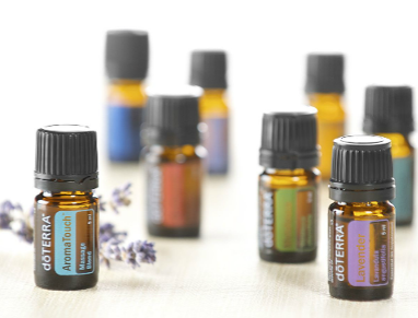 ♥ Natural Living with Essential Oils