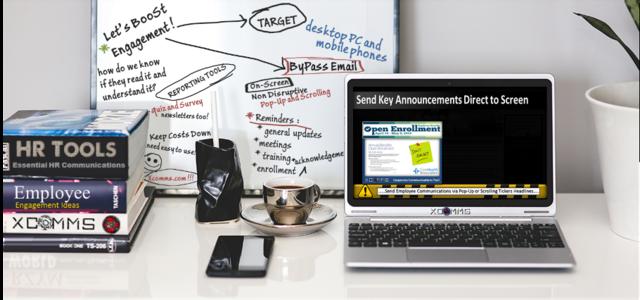 Desktop Alert Software Internal Communication Tool