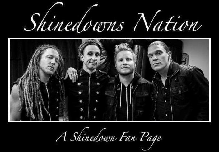 Shinedowns Nation - A Shinedown Fan Page