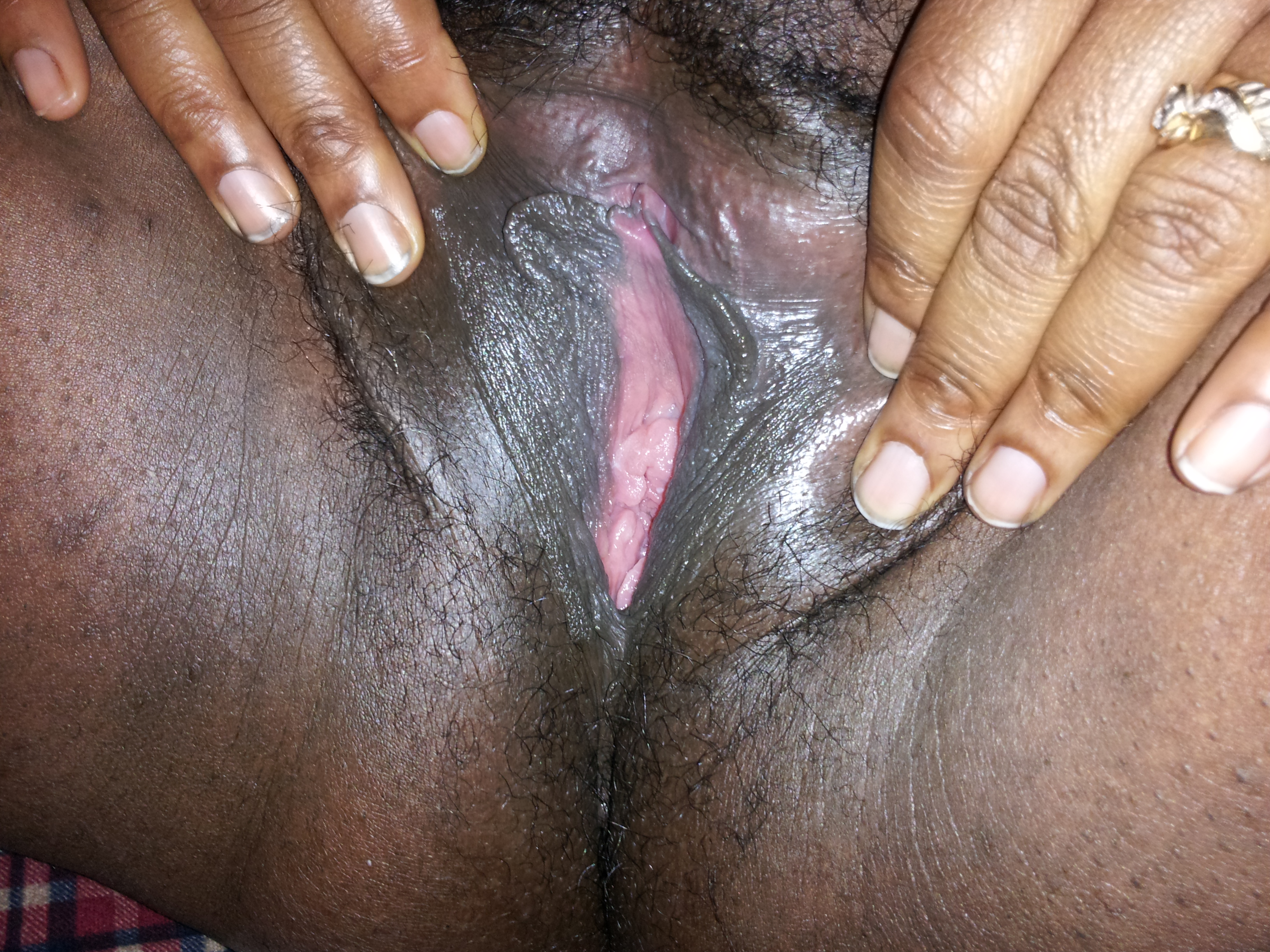 ebony creampies Hairy
