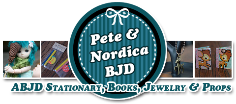 Pete & Nordica's BJD Stuff