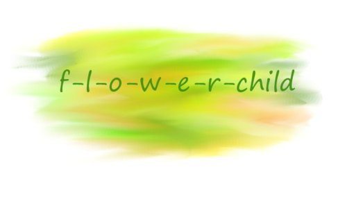 f l o w e r child