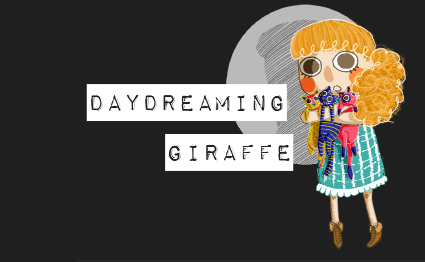Daydreaming Giraffe