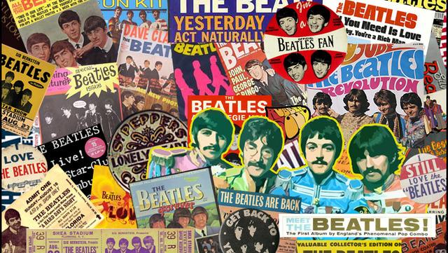 The Beatles Lyric