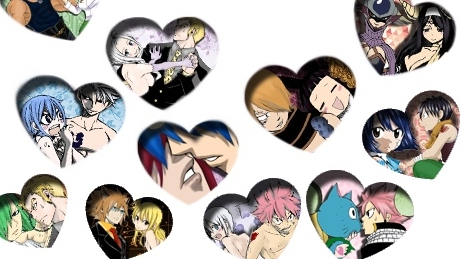 fairy tail All