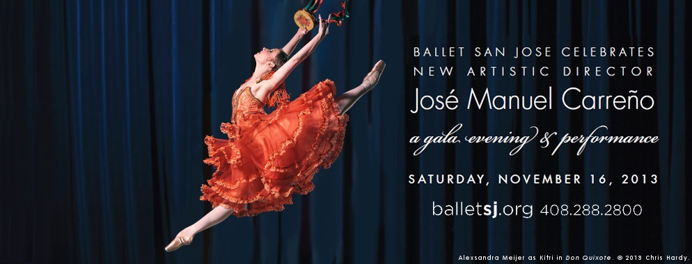 Welcome to Ballet San Jose